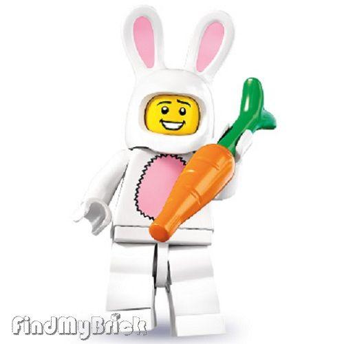 LEGO MINIFIGURE SERIES 7 BRIDE BRAND NEW UNOPENED!!! 8831