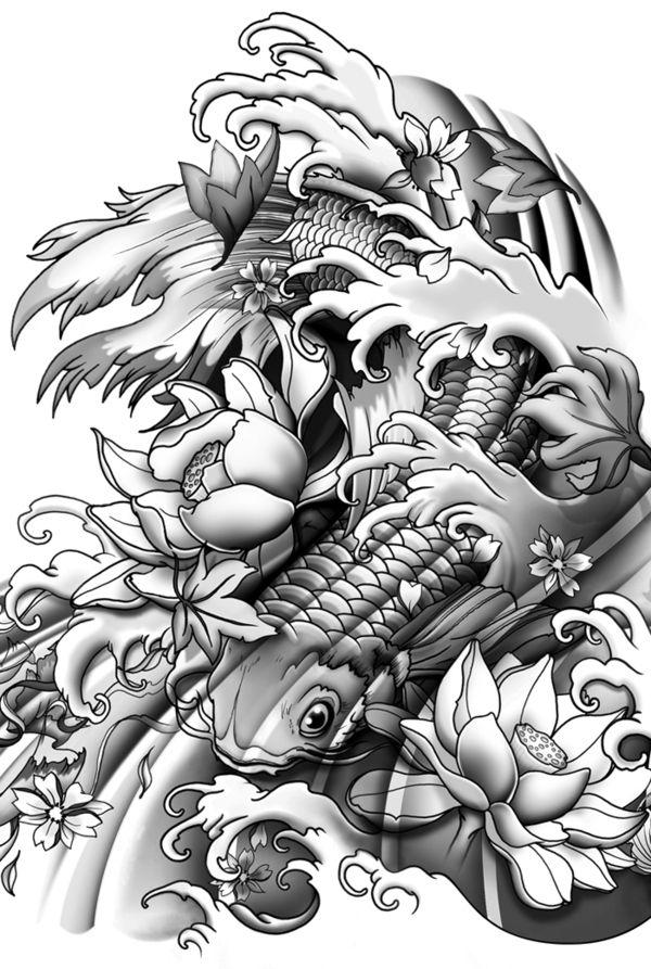 Japanese Tattoo Arm Sleeve Designs Google Search Half Sleeve Tattoos Drawings Half Sleeve Tattoo Half Sleeve Tribal Tattoos