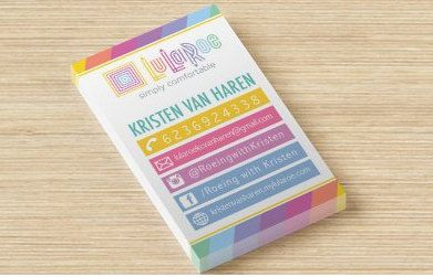 1000+ images about Lularoe business cards on Pinterest | Card ...