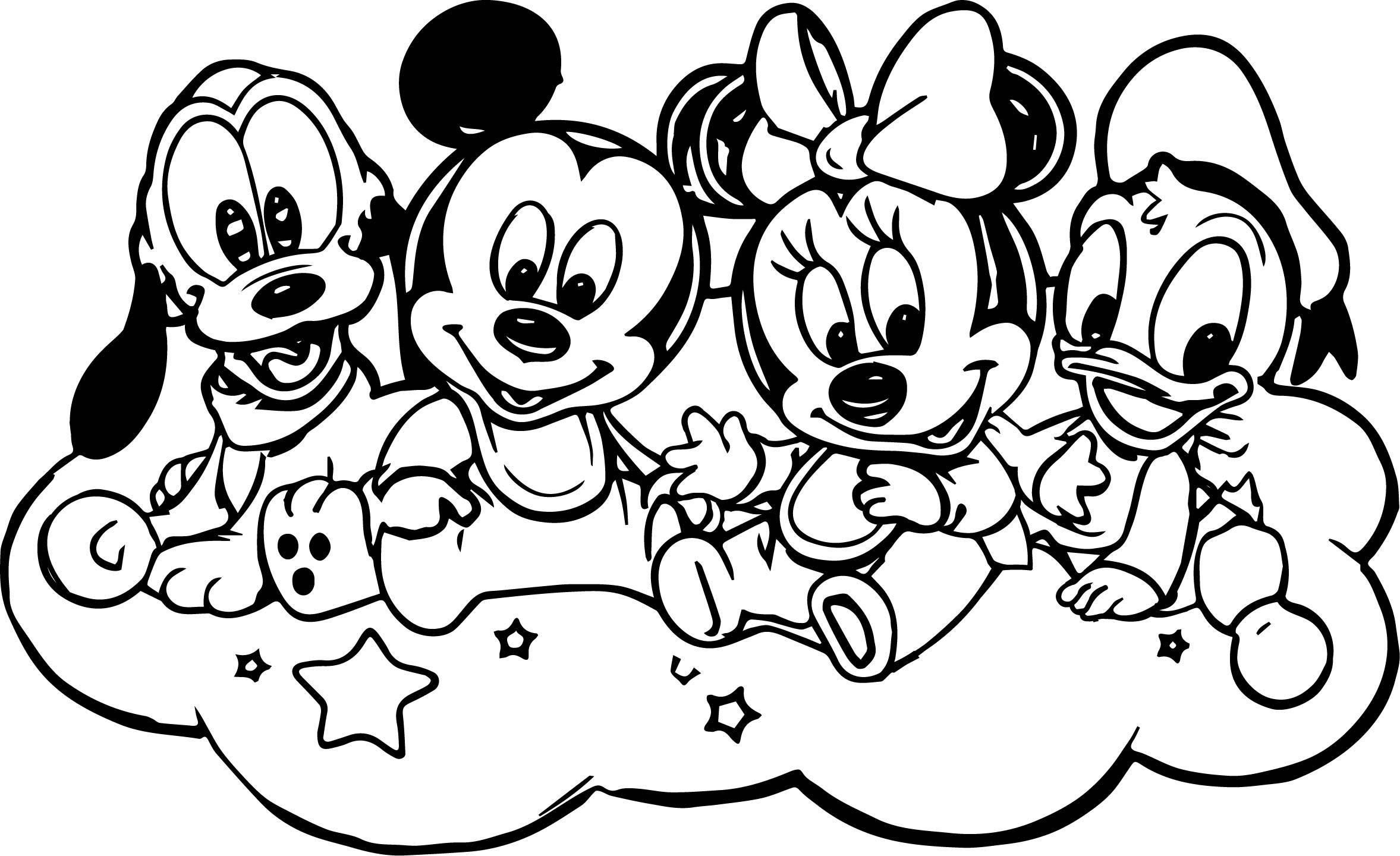 38 Disney Coloring Pages Mickey Mouse And Friends In 2021 Mickey Mouse Coloring Pages Mickey Coloring Pages Disney Coloring Pages