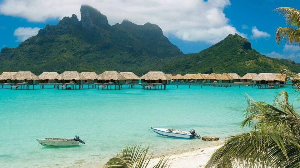 Bora, Tahiti.. Aaaaaah!!