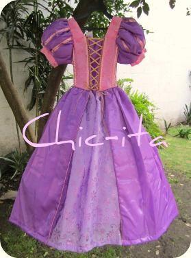 vestido rapunzel - Pesquisa Google