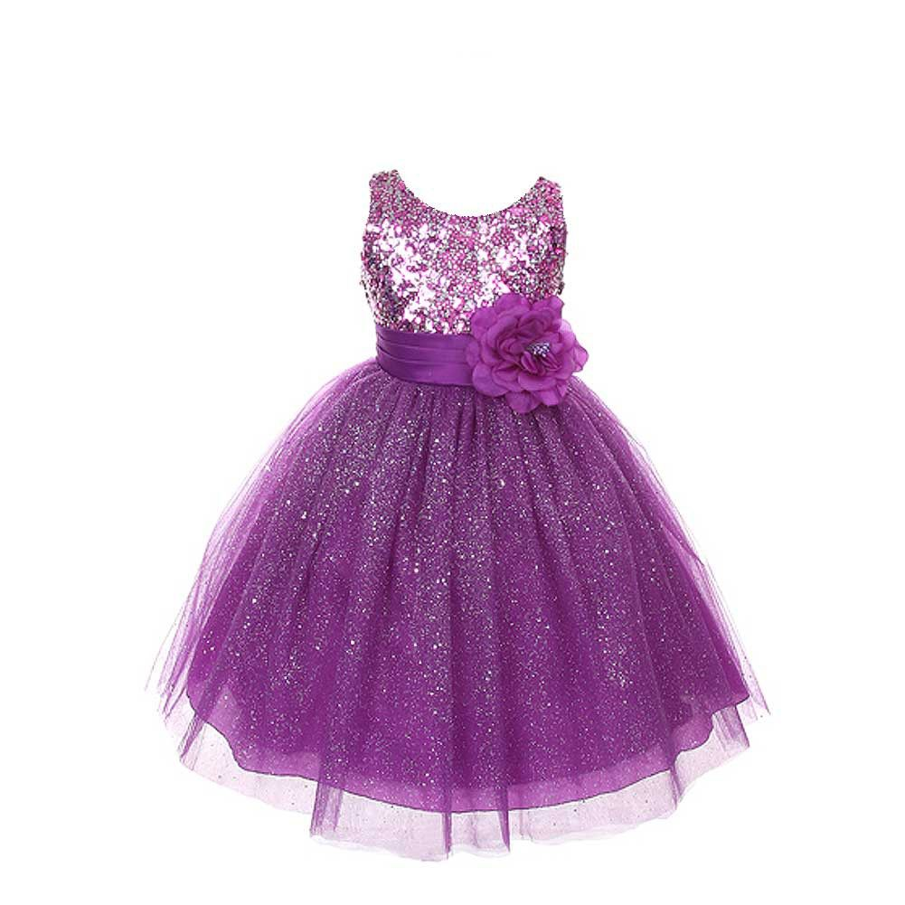 pageant dresses for girls 7-16 | ... Sequin Sleeveless Tulle ...