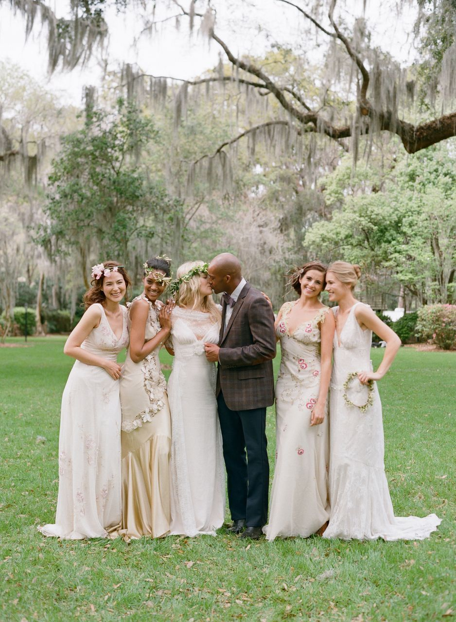 how i want my bridesmaids, unique