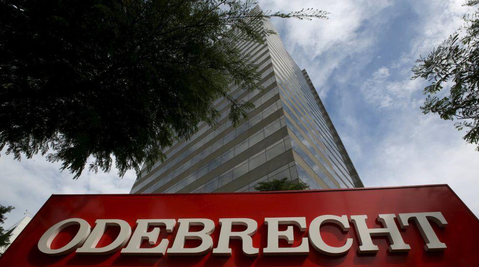 La sede de Odebrecht en São Paulo. (Fuente: Reuters).