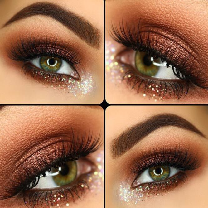 42 Most Attractive Makeup Ideas For Dark Green Eyes Modern
