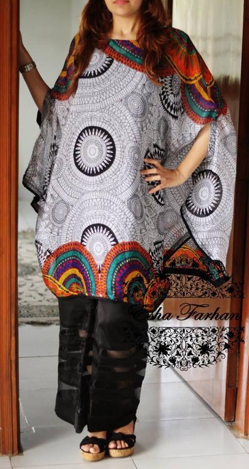 Pakistani cape dress | Pakistani cape dress pattern | Pinterest ...