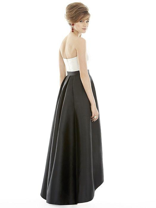 Alfred Sung Style D699 http://www.dessy.com/dresses/bridesmaid/d699/#.VUpnX45Vg4k