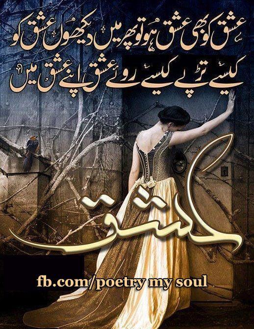 Poetry, Urdu poetry, Pictures