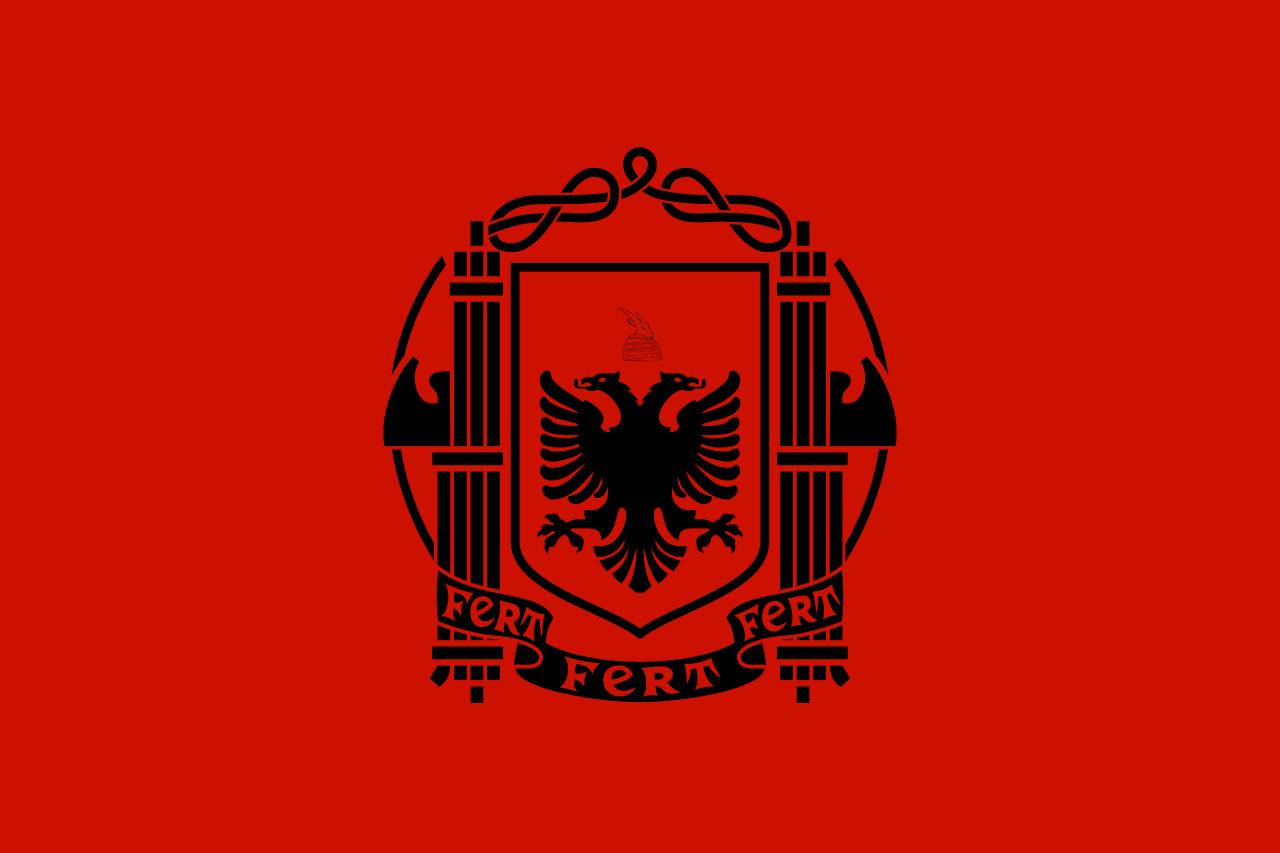 Albanian Flag Albania Flag Flag Of Albania Albania Flaga Wallpaper Albania Flag Albanian Flag Kosovo Flag