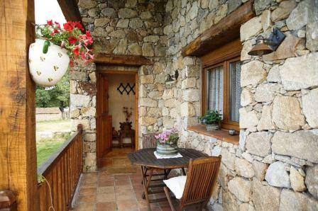 Casas rusticas de piedras buscar con google house - Casas de piedra rusticas ...