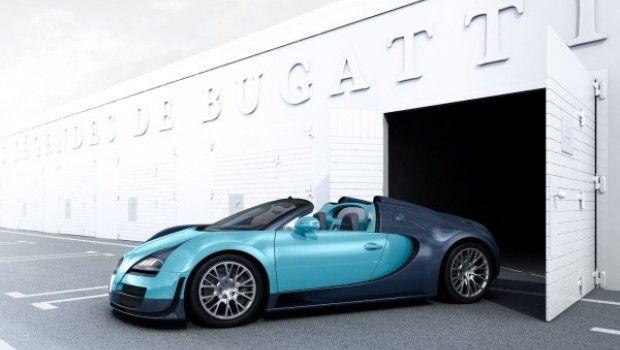 Edición limitada de Bugatti Veyron: sólo se producirán 50 unidades
