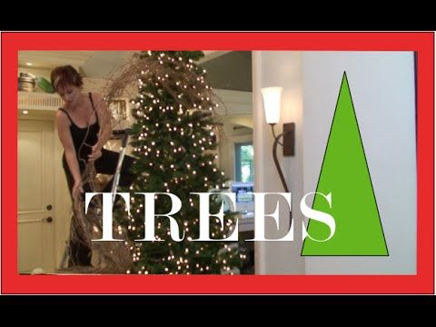 ▶ Christmas Tree - How to Decorate and Christmas Decorations - YouTube