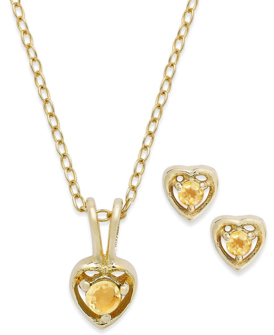 Lily nily childrenus k gold over sterling silver necklace and