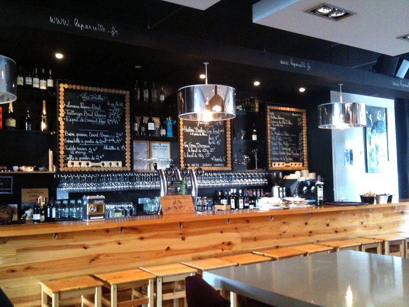 bars à vin bordelais, 2ème tournée ! | deco interieur | pinterest