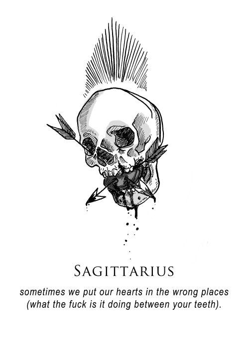 Marionette - musterni-illustrates:    -  shitty horoscopes book...