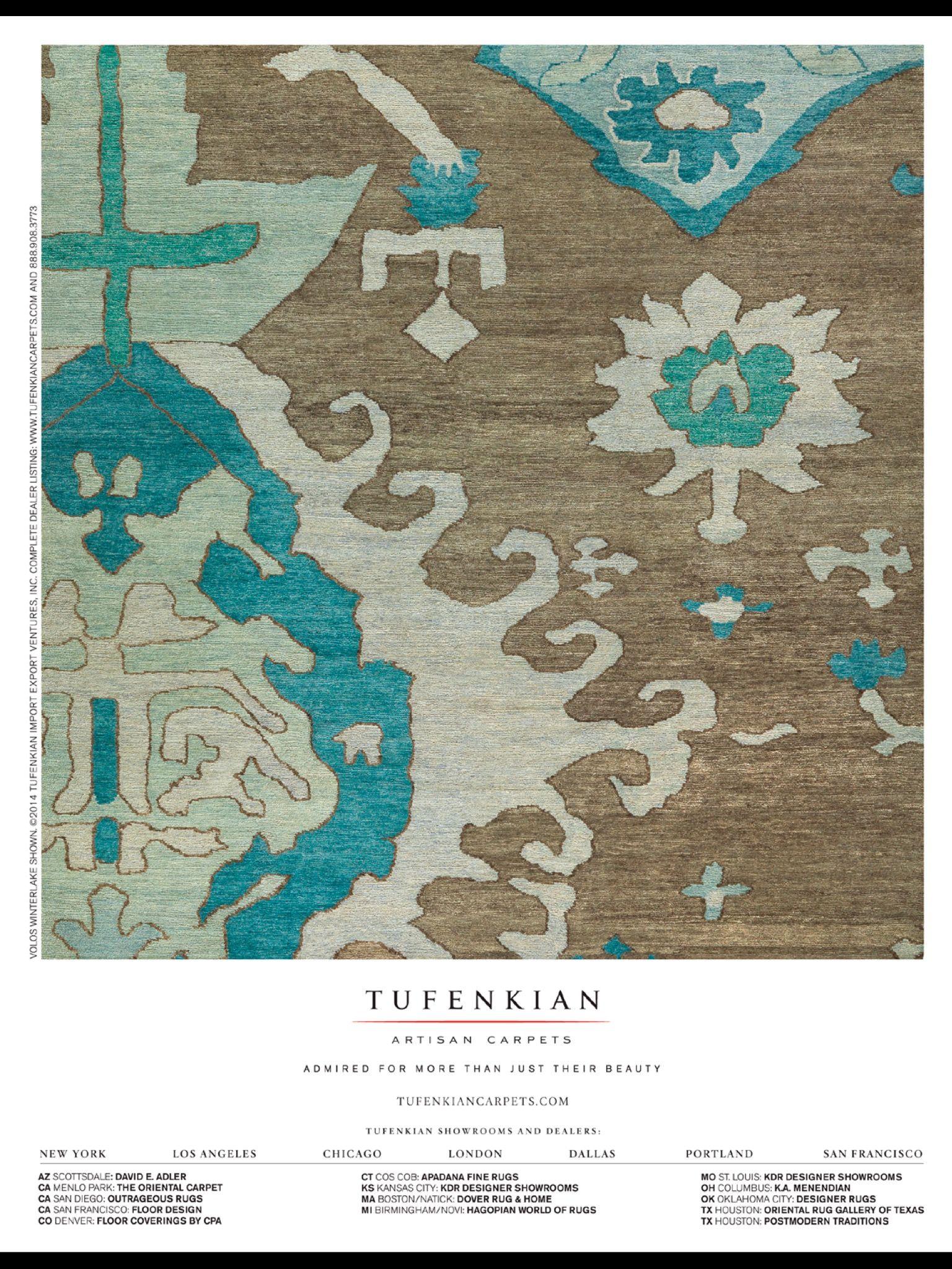 Pin By T Nunns On Living Room Tufenkian Oriental Carpets Oriental