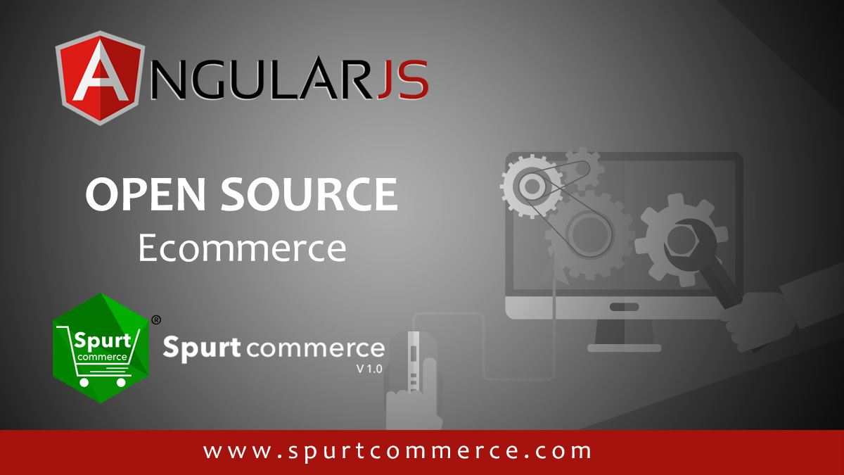How about having an eCommerce website, which is super fast and high performing. With Spurt Commerce, a Node JS and Angular JS based open source solution, we can develop a high speed eCommerce website with awesome UI. Customizations available and the solution can be customized for your eCommerce need.