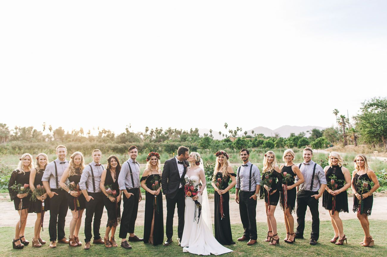 Dresses to wear to a destination wedding as a guest  DesertChic Mexico Wedding Hayley  Duke  Wedding locations