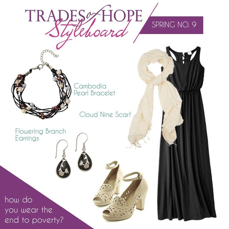 Trades of Hope - Empowering Women out of Poverty mytradesofhope.com/caitlindeems facebook.com/tradesofhopecaitlindeems