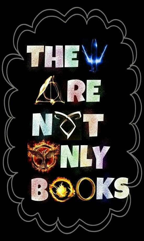 They are not only books | Fangirls | Books, Book fandoms