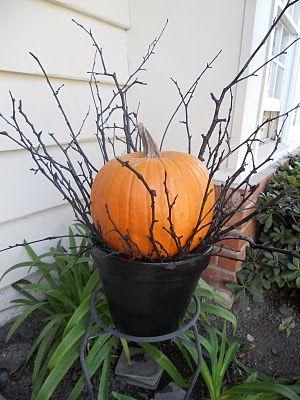 Halloween Outdoor Decorating
