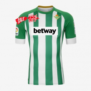 Real Betis 20 21 Wholesale Home Cheap Soccer Jersey Sale Shirt Real Betis 20 21 Wholesale Home Cheap Soccer Jersey Sale Chin In 2020 Soccer Kits Soccer Jersey Soccer