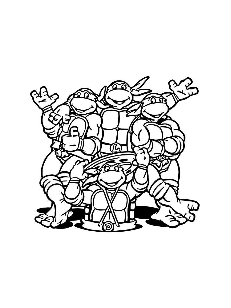 Teenage Mutant Ninja Turtles Online Coloring Pages The Following Is Our Tmnt Coloring Page C In 2021 Turtle Coloring Pages Cartoon Coloring Pages Free Coloring Sheets