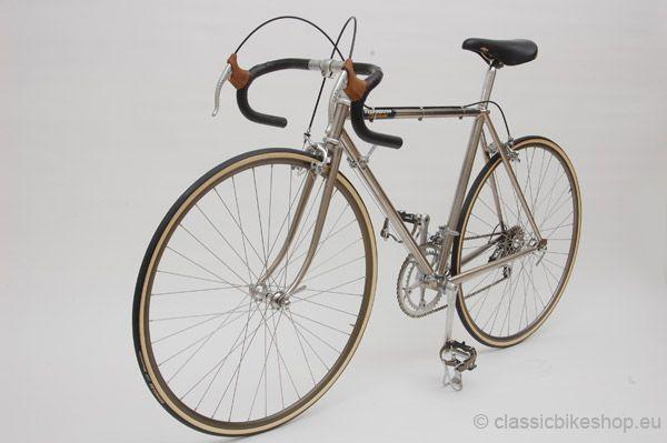 Classic Bike Vintage Bikes Frames And Parts Titanium Bike Classic Road Bike Bike Frame