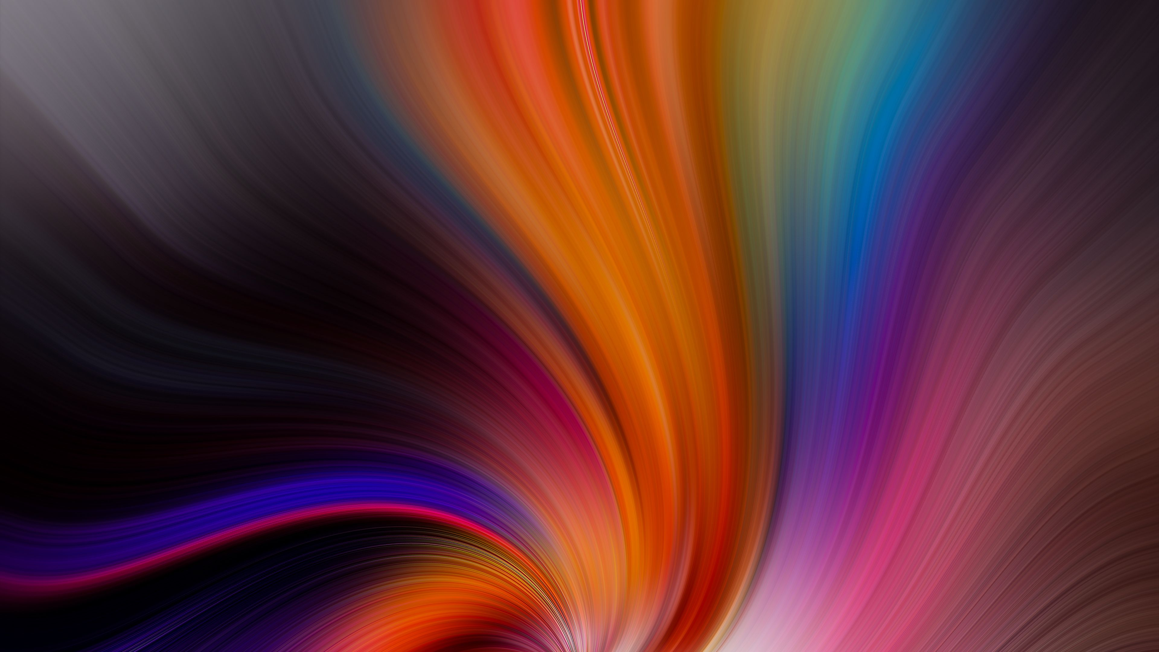 Colorful Abstract Swirl Abstract Abstract Wallpaper Swirl