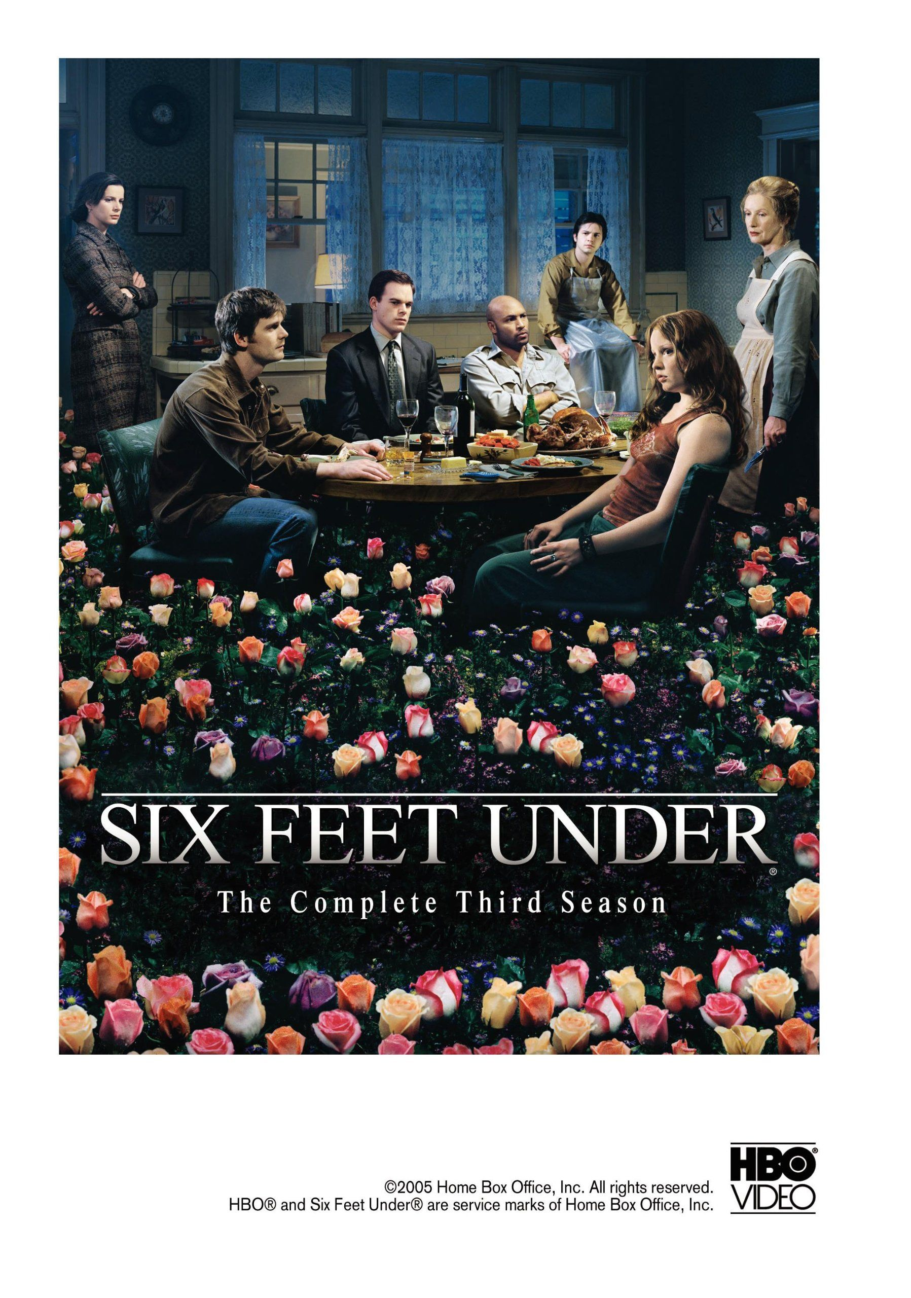 Six Feet Under Third Season