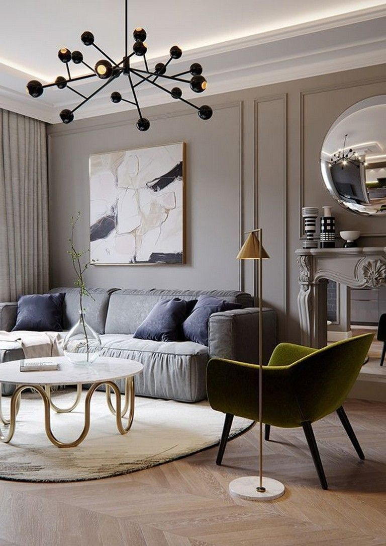 39 Amazing Interior Modern Style Ideas To Update Your Living Room