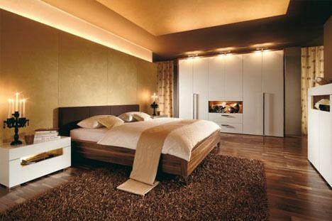 Schlafzimmer Interieur Design Ideen #Badezimmer #Büromöbel - Schreibtisch Im Schlafzimmer