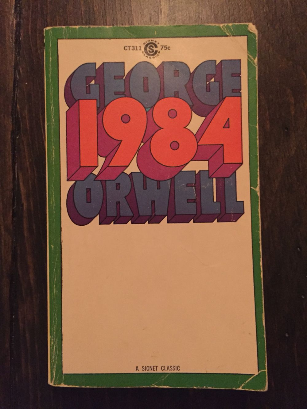 1984 George Orwell Yard Sale Books Pinterest Yard Sale
