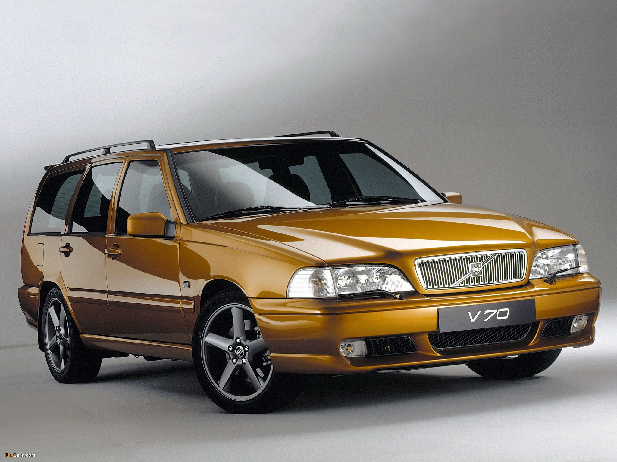 Image for volvo v70 r 1997 2000 wallpapers