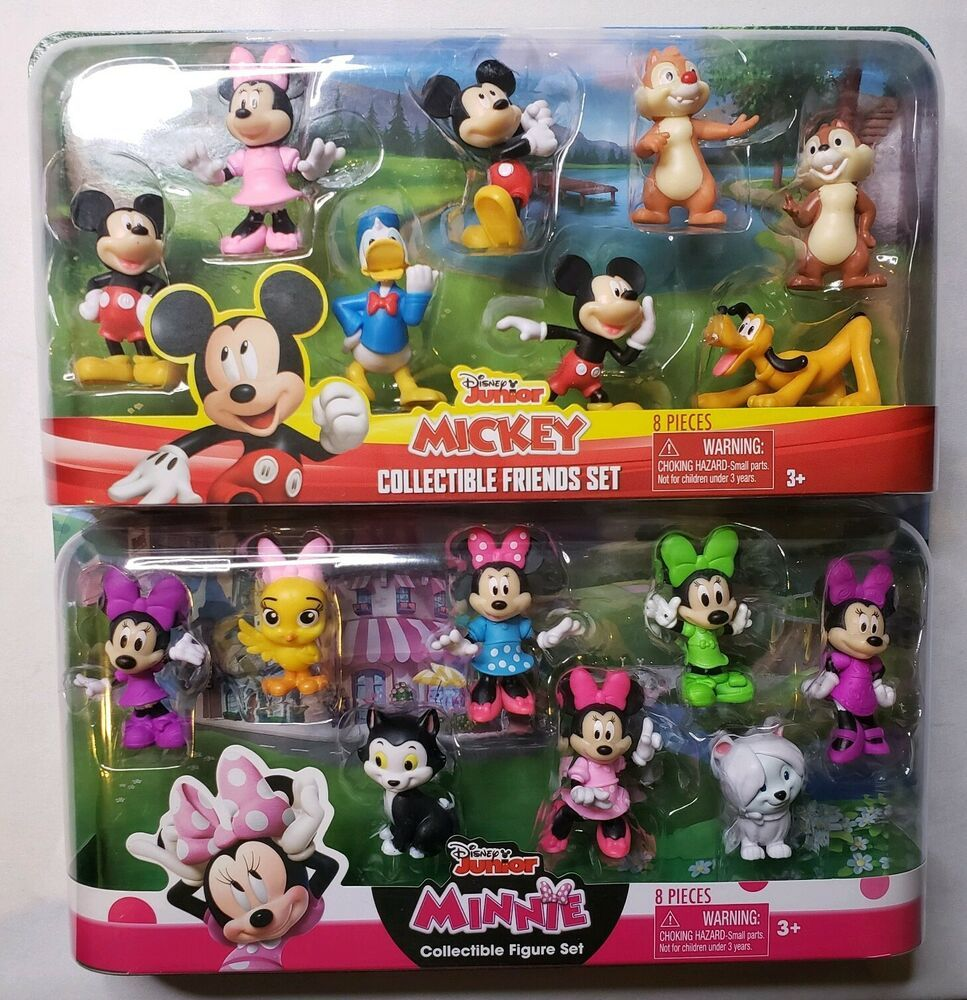 """Mickey And Friends Minnie Mouse Figure 3"""""""