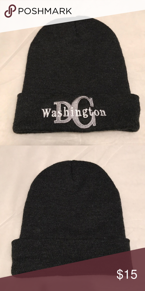 ff401681df06 Washington DC Beanie Winter Hat Washington DC Beanie Winter Hat Urban  Outfitters Accessories Hats