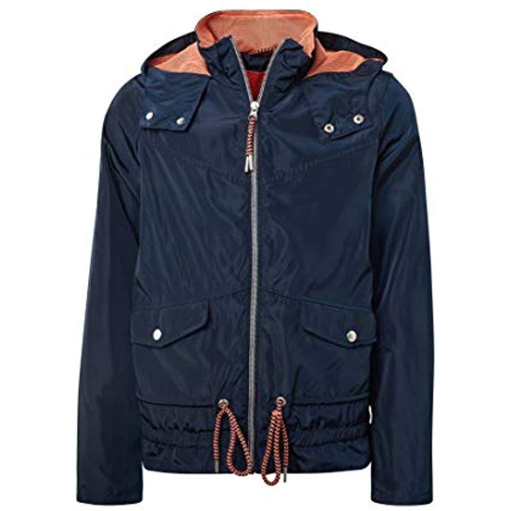 Jacken Tom Anorak Für Jackets Tailor Mädchen Mit Kapuze TcK1J3uFl5