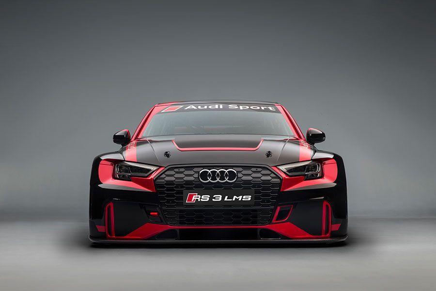 Audi RS 3 LMS - Bereits jetzt ein Bestseller | addicted to motorsport    Insgesamt sind in der