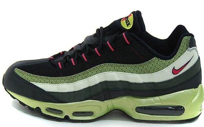 8bd3eaac99 Nike Air Max 95: 'Flamingo'. 2007. 313071-081. | Shoes | Nike air ...