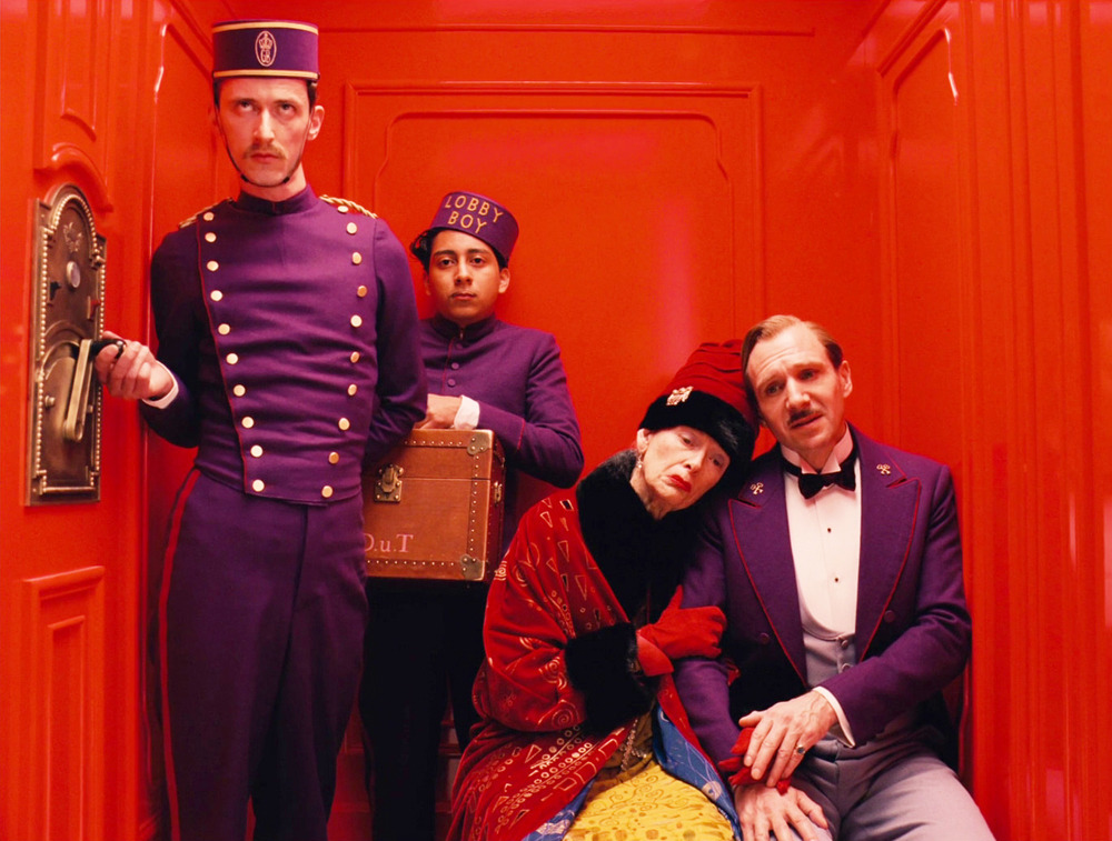 The Grand Budapest Hotel (2014) Wes Anderson Grand