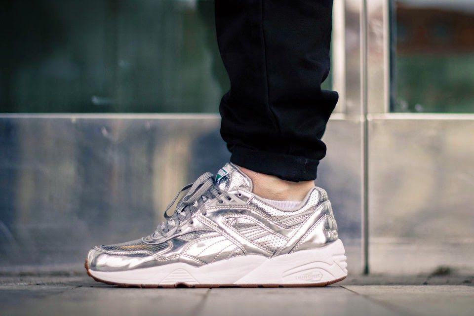 Footwear: Puma lança tênis em parcaria com a Alife    por Fábio Monnerat | Über Fashion Marketing       - http://modatrade.com.br/footwear-puma-lan-a-t-nis-em-parcaria-com-a-alife