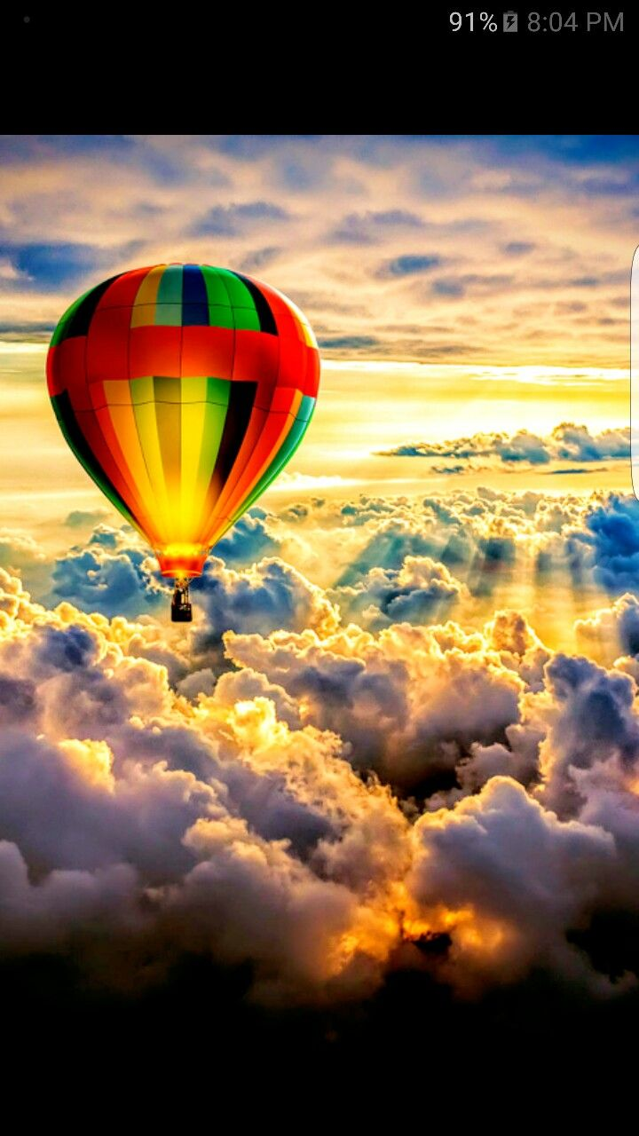 Pin by Lorene Sheehan on Hot air Balloons..up up and Away