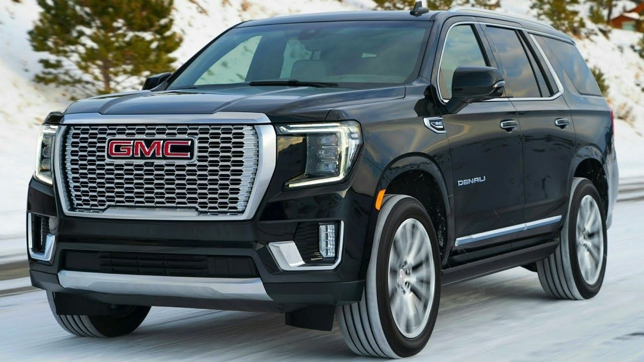 Gmc Denali Yukon 2020 New Engine Di 2020