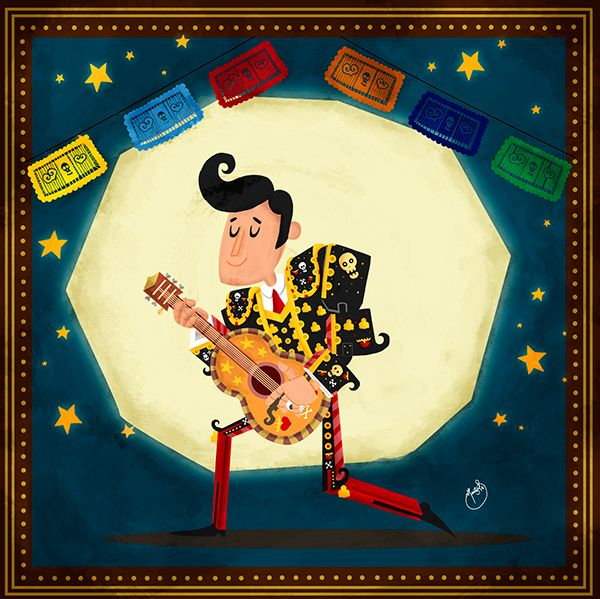 The Book Of Life Tribute on Behance