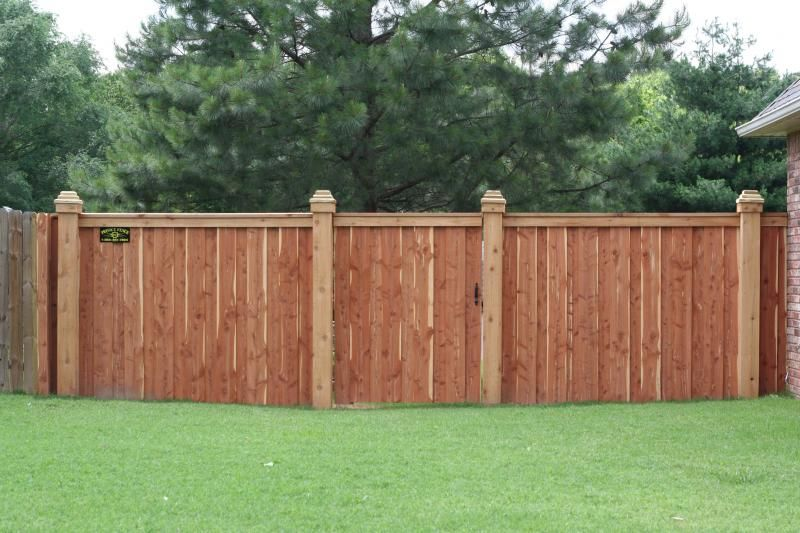 Fencing On Pinterest Privacy Fences Wood Fences And Gates
