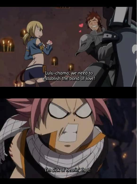 Jealous Are We Natsu Fairy Tail Anime Fairy Tail Ships