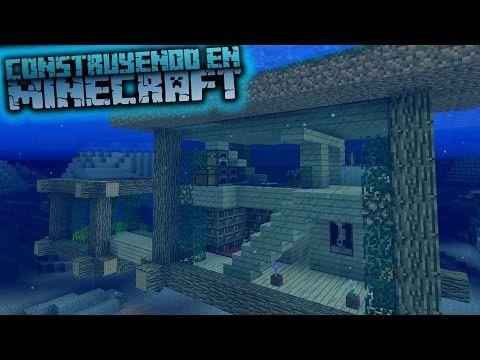 Como Hacer Una Casa Sobre El Agua Para Survival En Minecraft