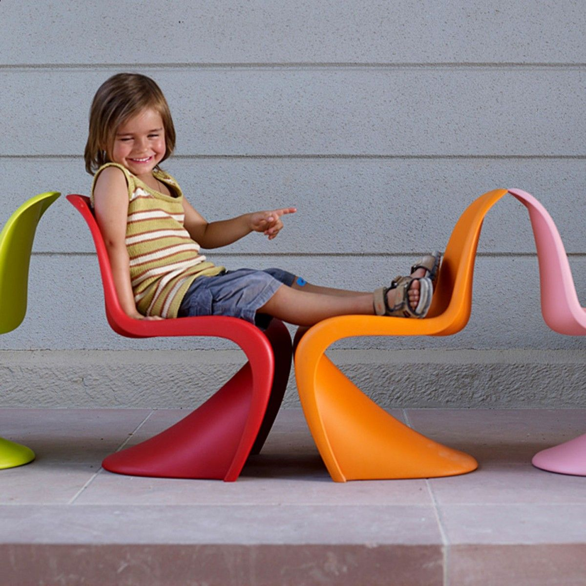 Explore Panton Chair, Toddler Rooms, And More!