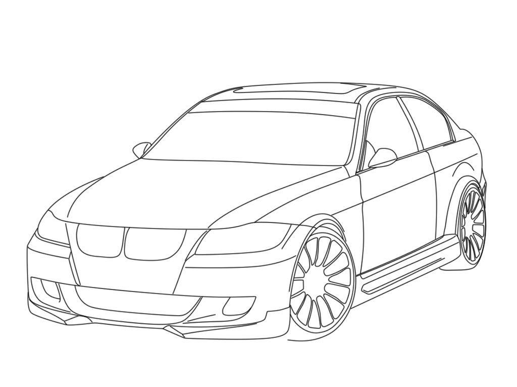 Kolay araba §izimi ve örnekleri